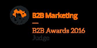 Judge B2B Awards 2016
